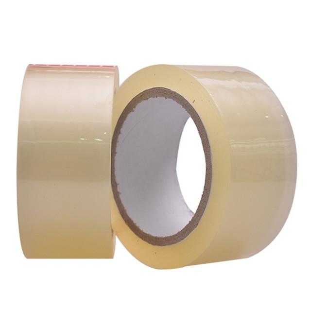 36 Rollen Klebeband LEISE 50 mm x 66 m LOW NOISE PP Packband transparent